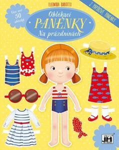 Obrázok Oblékací panenky Na prázdninách