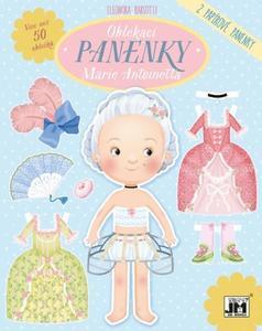 Obrázok Oblékací panenky Marie Antoinette