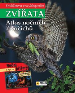 Obrázok Atlas nočních živočichů