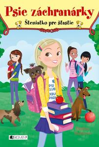 Obrázok Psie záchranárky Šteniatko pre šťastie (4)