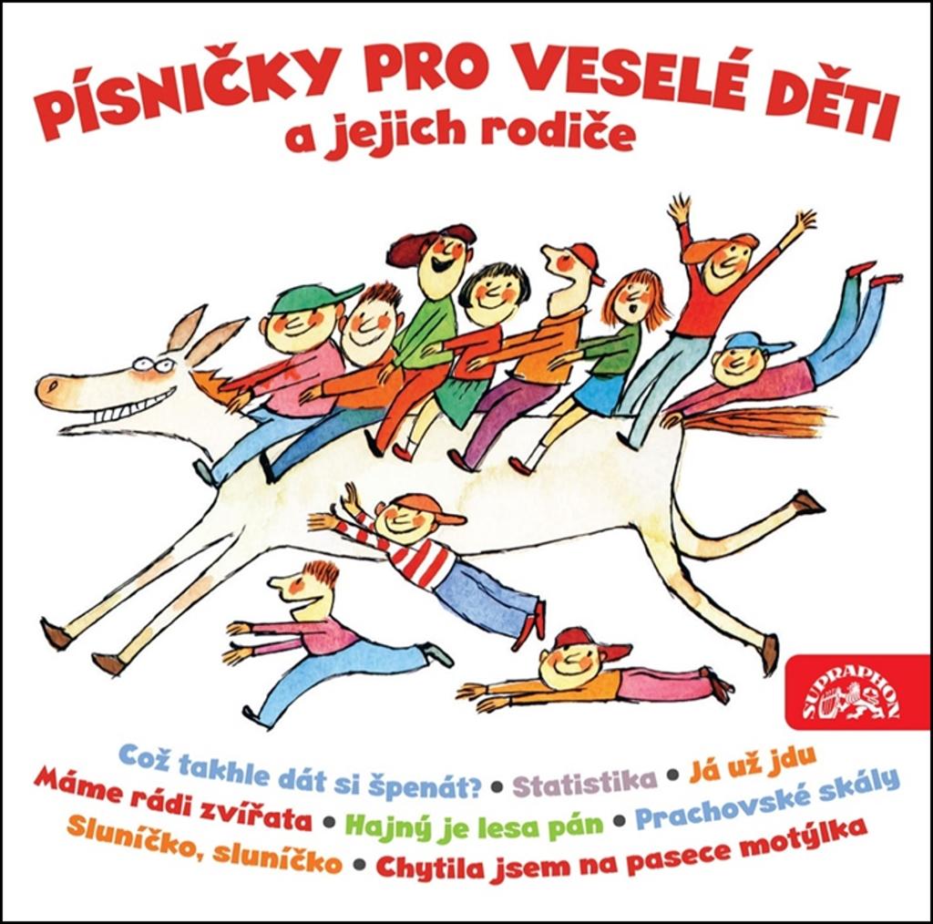 Písničky pro veselé děti a jejich rodiče