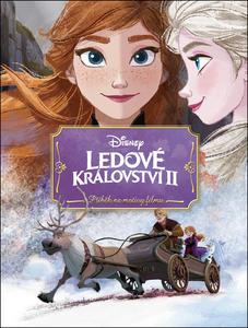 Obrázok Ledové království II Příběh na motivy filmu
