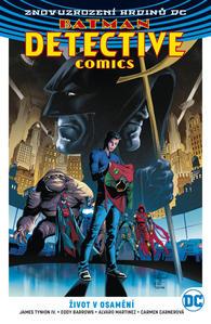 Obrázok Batman Detective Comics 5 Život v osamění