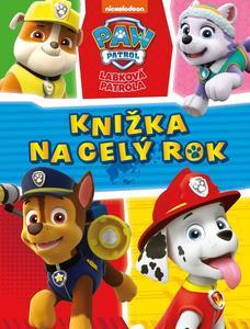 Obrázok Labková patrola Knižka na celý rok