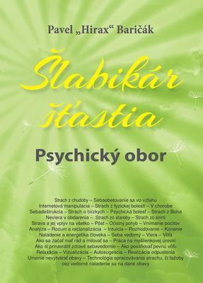 Obrázok Šlabikár šťastia Psychický obor (5. diel)