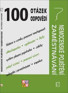 Obrázok Nemocenské pojištění, zaměstnávání (100 Otázek a odpovědí)