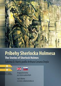 Obrázok Príbehy Sherlocka Holmesa, The Stories of Sherlock Holmes (dvojjazyčná kniha)