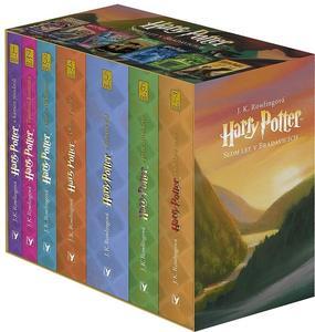 Obrázok Harry Potter Sedm let v Bradavicích