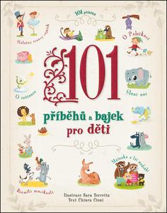 Obrázok 101 příběhů a bajek pro děti