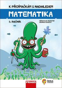 Obrázok K přijímačkám s nadhledem Matematika 5. ročník 2v1