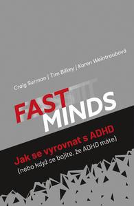Obrázok Fast minds Jak se vyrovnat s ADHD