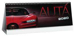 Obrázok Autá 2020 (stolový kalendár)