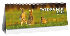 Obrázok Poľovník 2020 (stolový kalendár)