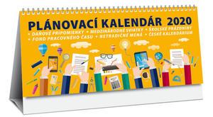Obrázok Plánovací kalendár 2020 (MAXI)