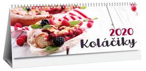 Obrázok Koláčiky 2020 (stolový kalendár)