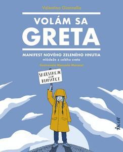 Obrázok Volám sa Greta