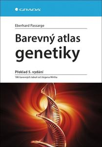 Obrázok Barevný atlas genetiky