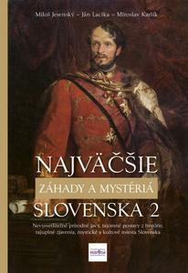 Obrázok Najväčšie záhady a mystériá Slovenska 2