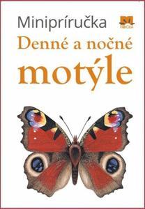 Obrázok Minipríručka Denné a nočné motýle
