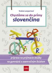 Obrázok Chystáme sa do prímy slovenčina
