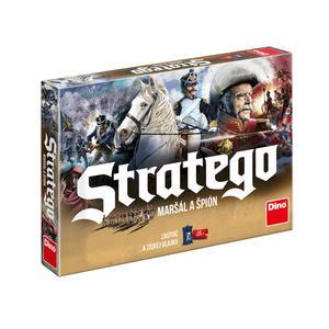 Obrázok Stratego Maršál a špión Rodinná hra