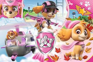 Obrázok Puzzle Tlapková Patrola Skye v akci