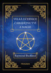 Obrázok Velká učebnice čarodějnictví a magie
