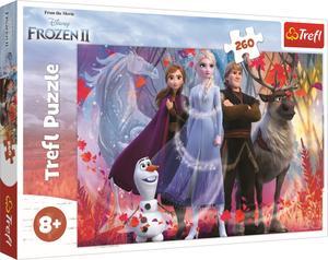 Obrázok Puzzle Ledové království 2 Cesta za dobrodružstvím