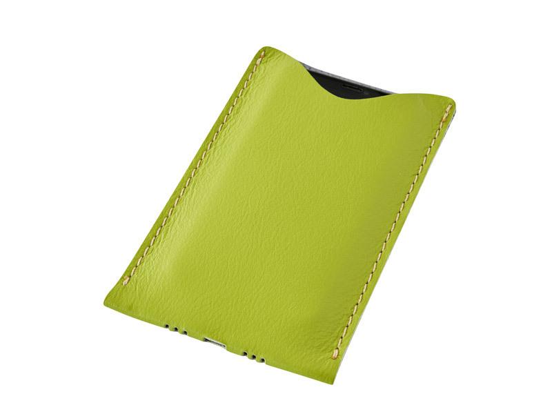Obal na mobil S93 zelený