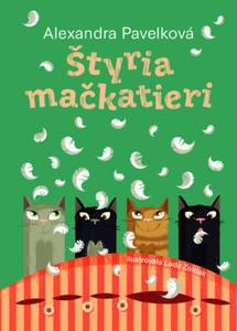 Obrázok Štyria mačkatieri
