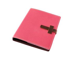 Obrázok Diář kožený univerzální Z702 Růžový