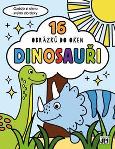 Obrázok Dinosauři 16 obrázků do oken