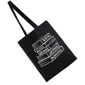 Obrázok Knihomolská nákupní taška