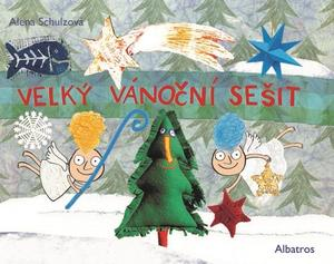 Obrázok Velký vánoční sešit