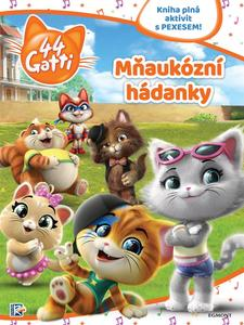 Obrázok 44 koček Mňaukózní hádanky