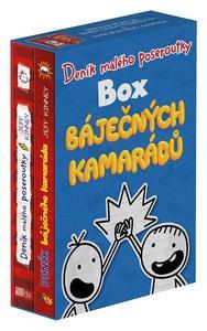 Obrázok Box báječných kamarádů (1-2)