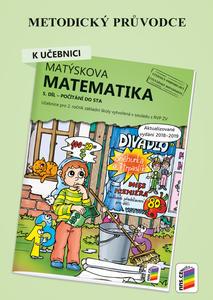Metodický průvodce Matýskova matematika 5. díl
