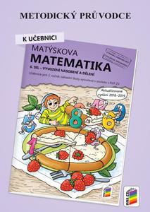 Metodický průvodce Matýskova matematika 6. díl