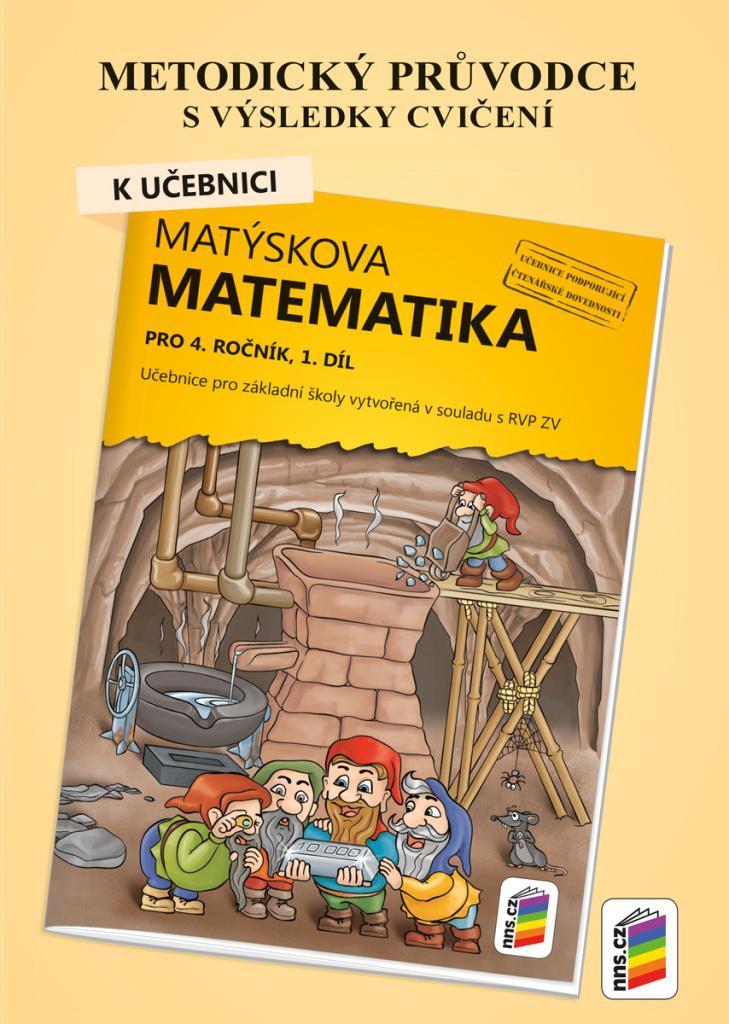 Metodický průvodce k učebnici Matýskova matematika, 1. díl
