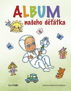 Obrázok Album našeho děťátka