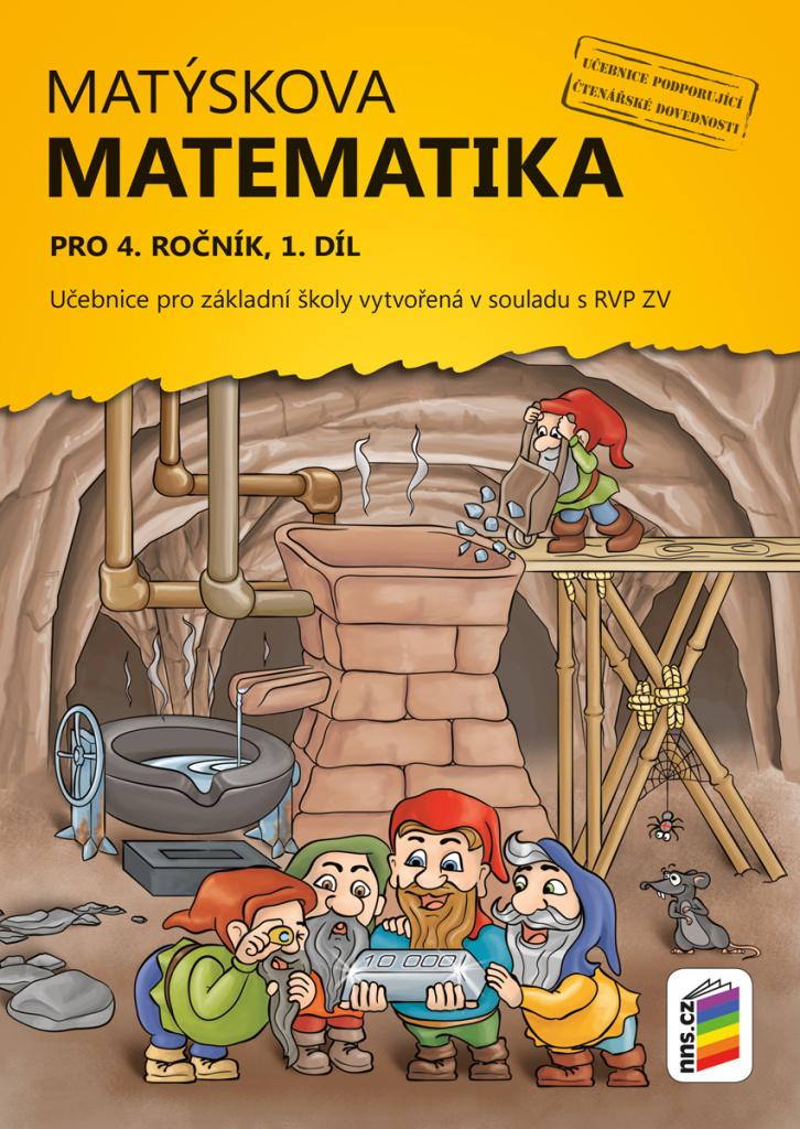 Matýskova matematika pro 4. ročník, 1. díl