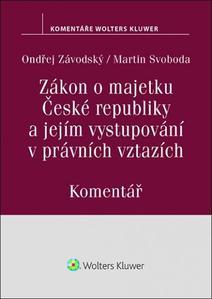 Obrázok Zákon o majetku České republiky a jejím vystupování v právních vztazích