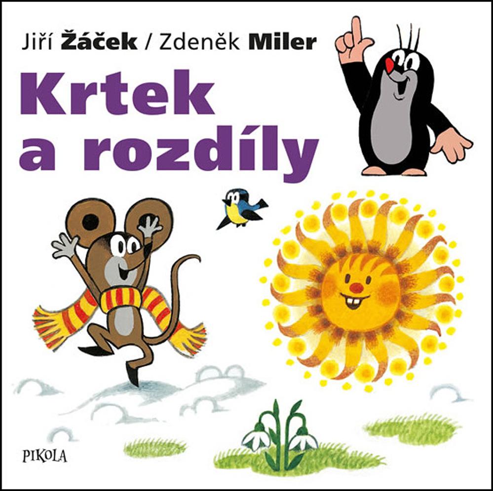 Krtek a rozdíly - Jiří Žáček, Zdeněk Miler