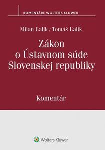 Obrázok Zákon o Ústavnom súde Slovenskej republiky