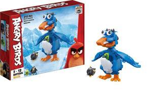 Edukie stavebnice Angry Birds robo-pták