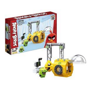 Obrázok Edukie stavebnice Angry Birds stroj
