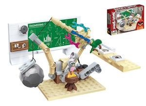 Obrázok Edukie stavebnice Angry Birds technické středisko