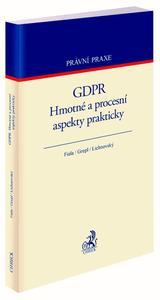 Obrázok GDPR Hmotné a procesní aspekty prakticky