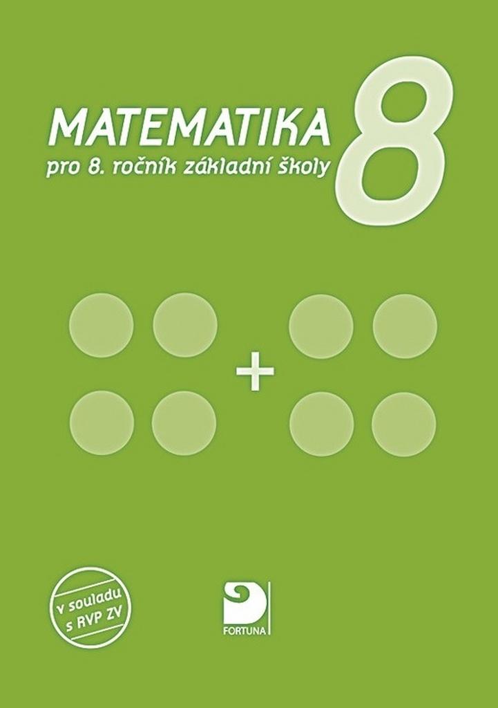 Matematika 8 - Jana Coufalová
