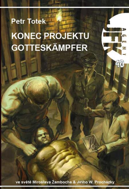 JFK 40 Konec projektu Gotteskämpfer - Petr Totek